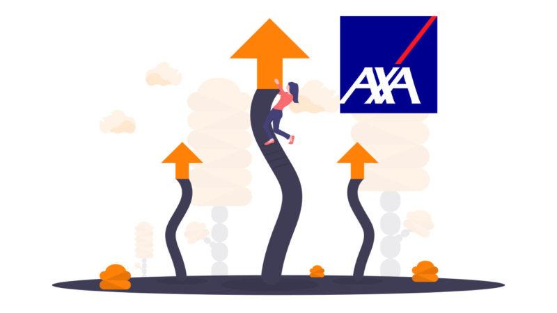 Le baromètre de Kompy : AXA