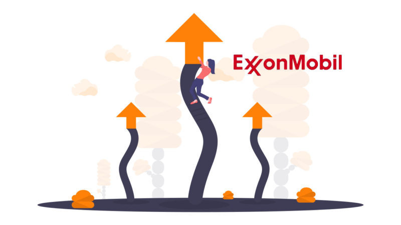 Le baromètre de Kompy : Exxon Mobil