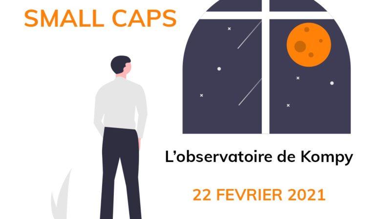L'observatoire de Kompy du 22 février 2021