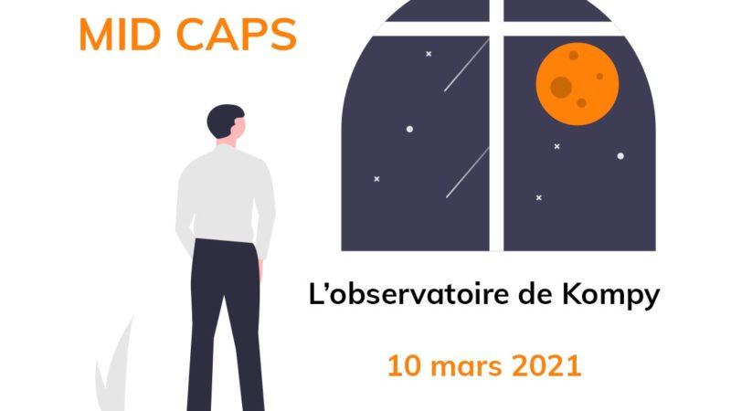 L'observatoire de Kompy du 10 mars 2021