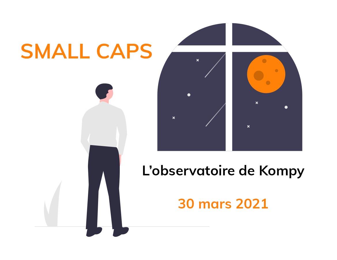 L'observatoire de Kompy du 30 mars 2021