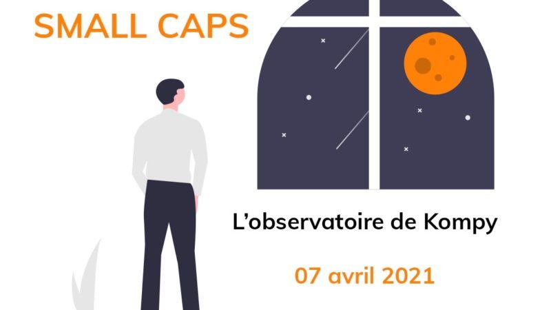 L'observatoire de Kompy du 07 avril 2021